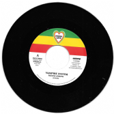 SALE ITEM - Maxine Joseph - Vampire System / version (Universal Love) 7""